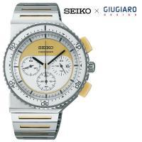 SEIKO SPIRIT 腕時計 コラボレーション限定モデル【11月28日発売予定】イタリアのカー&...