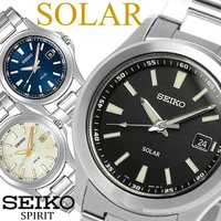 SEIKO SPIRIT セイコー スピリット ソーラー腕時計 メンズ メタル 10気圧防水 SBPN067 SBPN069 SBPN071 国内正規品