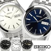 【SEIKO SPIRIT】 セイコースピリット 腕時計 メンズ SCXC 国内正規品時計の原点に戻...