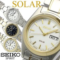 【SEIKO SPIRIT】 セイコースピリット ソーラー腕時計 レディース STPX 国内正規品 ...