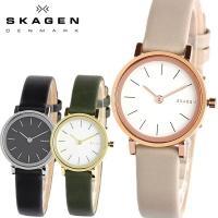 SKAGEN/スカーゲン HALD レディース クオーツ 腕時計 SK003 『SKAGEN』は19...