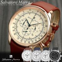 腕時計ランキング上位常連ブランド Salvatore Marra(サルバトーレ・マーラ)から 上品な...