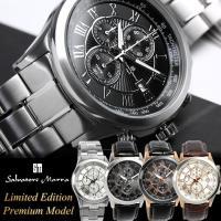 4月初旬入荷 WATCHPOINTVALUE クロノグラフ クロノグラフ 腕時計 メンズ 限定モデル...
