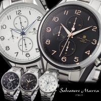 サルバトーレマーラ Salvatore Marra クオーツ メンズ クロノグラフ 腕時計 あの腕時...
