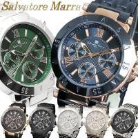 サルバトーレマーラ Salvatore Marra クオーツ メンズ 腕時計 SM14118 あの腕...