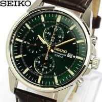 セイコー SEIKO 腕時計 メンズ クロノグラフ 10気圧防水 SNAF09P1日本国内よりも海外...