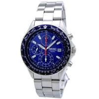 SEIKO セイコー クロノグラフ 逆輸入 腕時計 パイロット クロノグラフ 100M防水 SND2...