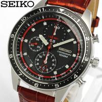 セイコー SEIKO 腕時計 メンズ クロノグラフ 10気圧防水 SNDF45P1日本国内よりも海外...