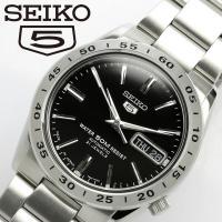 セイコー SEIKO5 腕時計 ウォッチ 自動巻き メンズ SNKE01J1 製造から組み立てまでが...