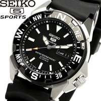 【SEIKO5 SPORT】 セイコーファイブスポーツ 腕時計 メンズ 自動巻き 10気圧防水 シー...