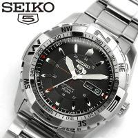 【SEIKO5 SPORTS/セイコー5 スポーツ】 腕時計 ウォッチ 自動巻き メンズ SNZJ0...