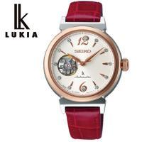 【11/14発売 SEIKO セイコー LUKIA ルキア 自動巻き 手巻つき 腕時計 レディース】...