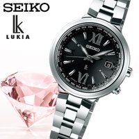 【SEIKOLUKIA】セイコールキアソーラー電波腕時計レディースSSVV019≪レビューを書いてク...