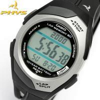 CASIO カシオ PHYS フィズ 腕時計 デジタル ランニングウォッチ STR-300C-1Vア...