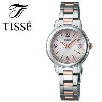 【SEIKOセイコーTISSEティセソーラー電波腕時計レディース】モデルの佐々木希さんプロデュースの...