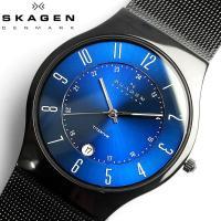 SKAGEN/スカーゲン   T233XLTMN チタニウム 腕時計デンマークが誇る極上のスリム腕時...