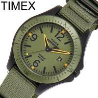 タイメックス TIMEX エクスペディション クオーツ メンズ 腕時計 T49932 過酷な状況下で...