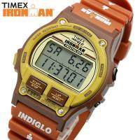 タイメックス アイアンマン エディション1986 TIMEX IRONMAN 腕時計 メンズ デジタ...