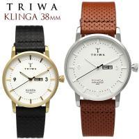 TRIWA トリワ KLINGA クリンガ 腕時計 メンズ レディース ユニセックス 5気圧防水 デ...