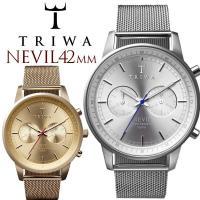 TRIWA/トリワ NEVIL 腕時計 クロノグラフ メンズ レディース ユニセックス TW-NES...