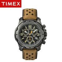 TIMEX タイメックス 腕時計 メンズ クオーツ 10気圧防水 クロノグラフ デイトカレンダー T...