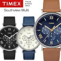 TIMEX Southview Multi タイメックス サウスビューマルチ 腕時計 メンズ TW2...