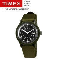 TIMEX The Original Camper タイメックス オリジナルキャンパー 腕時計 メン...