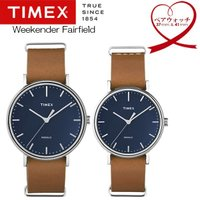 【ペアウォッチ】TIMEX Weekender Fairfield TW2P97800 TW2P98...
