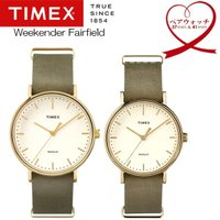 【ペアウォッチ】TIMEX Weekender Fairfield TW2P98000 TW2P98...