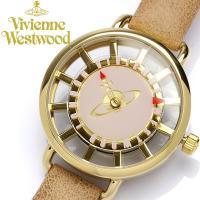 【Vivienne Westwood】 腕時計 レディース VV055PKTN 大人気ブランド『ヴィ...