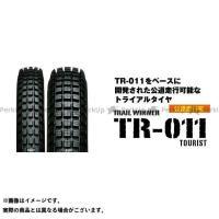 【特価品】IRC 汎用 TRIAL WINNER TR-011 TOURIST 4.00-18 64P TL リア アイアールシー