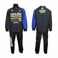ケルメ KELME ピステスーツ上下セット 品番:KC18420 26:ブラック (M)