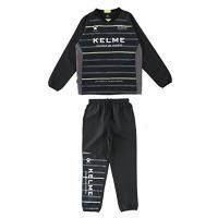 KELME(ケルメ) ピステスーツ Mサイズ ブラック KCF138-26-M