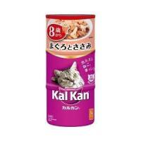 厳選されたまぐろとヘルシーなささみの上品な味わい 8歳以上の猫に必要な栄養素をバランス良く配合した総...