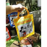 ミッキーのミニトート 3個セット アメリカン雑貨 アメリカ雑貨