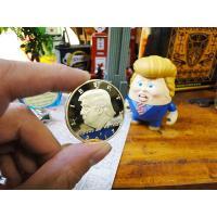 アメリカでは新たな大統領が誕生するとその記念として金色に輝く大統領コインが発売されるんですが、それが...