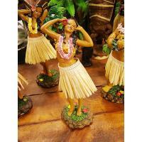 こういうの欲しかった!ハワイのフラガールをモチーフにしたフィギュアです。  ハワイアンで部屋を飾りた...