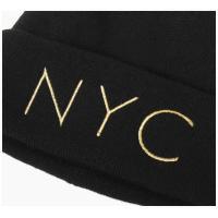 ニューエラ NEW ERA ニット帽 ニットキャップ ベーシック カフ ブラック 帽子 (MB)