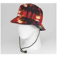 NEW ERA(ニューエラ) ハット バケット オールオーバー チップド サンセット 帽子 [OSALE]【返品・交換対象外】