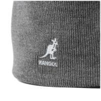 カンゴール ニット帽 帽子 ニットキャップ KANGOL グレー (MB)