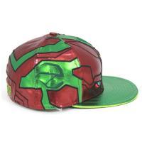 NEW ERA(ニューエラ) マーベル キャップ キャラクター アーマー ビジョン グリーン 帽子 [OSALE]【返品・交換対象外】