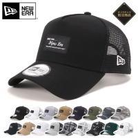 e2fdd7d9a14f68 別注 ニューエラ メッシュキャップ 帽子 9FORTY BLACK PATCH NEW ERA メンズ