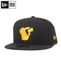 ニューエラ キャップ 帽子 NEW ERA 9FIFTY コラボ ブラック