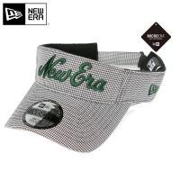ニューエラ ゴルフ サンバイザー 帽子 NEW ERA GOLF ブラック