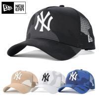 2242372c40135f ニューエラ メッシュキャップ 帽子 9FORTY COLOR CAMO MLB ニューヨークヤンキース NEW ERA メンズ