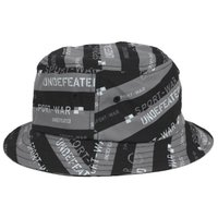 アンディフィーテッド バケットハット ウォー ブラック 帽子 [OSALE]【返品・交換対象外】