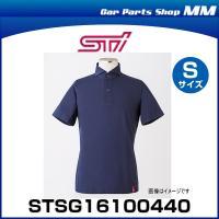STI STSG16100440 ドライビングシャツ(半袖)ネイビー Sサイズ