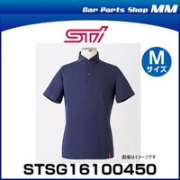 STI STSG16100450 ドライビングシャツ(半袖)ネイビー Mサイズ