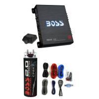 【商品名】BOSS(ボス) R3002 600W 2チャンネル(2ch) アンプ + Remote ...