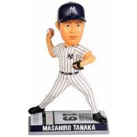 ★ニューヨーク・ヤンキースの田中将大選手の2014年版 チケットベースボブルヘッドフィギュアです。